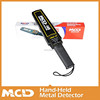 140 2015 Best quality High sensitivity Superwand hand held metal detector,best quality gold detector price and diamond detector