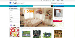 Furniture Website Design Online Retail Store E-commerce Consolidation Service Expand Your Business To China