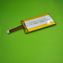 China Supplier IEC62133 UN38.3 Approved Rechargeable Li-polymer Battery 3.7v 1000mah / Li-polymer 1000mah 3.7v rc Battery