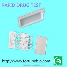 Medical diagnostic urine drug testing 6 Panel Test for Drugs of Abuse