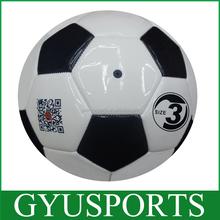 GY-B690 machine stitched high quality TPU Footballs