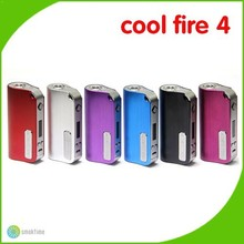 Newest Updated Version 40w Box Mod Sub Ohm Box Mod Innokin Cool Fire 4 Ecig Cool Fire IV/Coolfire IV/Coolfire 4