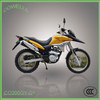 4-Stroke Engine Type and Gas 2 wheel dirt bike sale