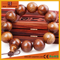 African sandalwood wooden buddhist mens bead bracelets jewelry wholesale