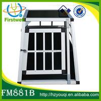 hotsale aluminum folding transport pet cage