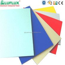 20 years Guarantee PVDF coated Aluminum composite panel(ACP)