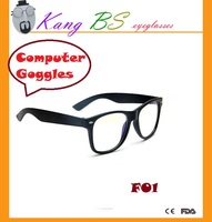 Retro style Radiation protection computer reading glasses