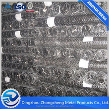 Galvanized and PVC Coated Hexagonal Wire Mesh / Chicken Mesh9factory price)
