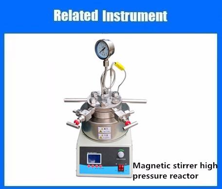 magnetic stirrer high pressure reactor