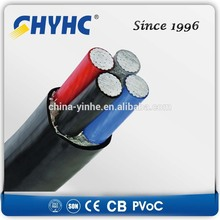 600/1000 PVC Insulated and Sheathed Low Voltage electric cable 6mm