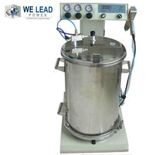 Electrostatic Powder Coating equipment for Metal, steel, aluminium,car parts