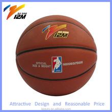 ball type and PU leather ball material basketball ball