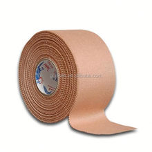 White Colour Medical Cloth Silk Adhesive Tape,autoclave tape