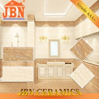 Marble design tiles in building material for bathroom kitchen advanced construction material