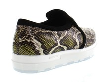 2015 hottest thicker sole snake sneakers