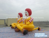 [Xianghe Inflatables] Durable and Long-lasting MacDonald's Inflatable Cartoon