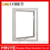 aluminum hand-crank open wind open casement window