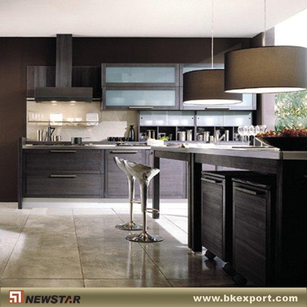 Oscuro roble muebles de cocinaCocinasIdentificación del producto