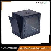 19 inch Home using network data cabinet wall mounted cabinet 9u 12u 15u
