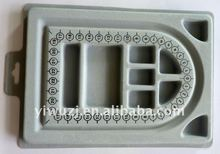 Beaded design board, jewelry parts bead board, jewelry design bead board
