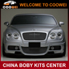 Carbon Fiber Front Bumper For 04-11 Bentley Continental GT WALD Style Bumper