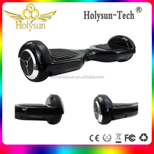 Famous brand Hover board 2 wheels scooter with ternary Li-ion battery pass CE certificate with bluetooth speaker