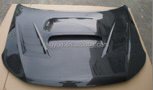 Carbon Fiber Hood for forester with hole 2009-2011