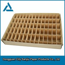 Ondulado caixa de papel para shampoo ondulado caixa de papel para eliquid garrafa de vidro Costomized ondulado caixa de papel caixa de embalagem