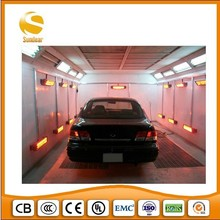 Quartz Wall Mounted Infrared Heater for Car Painting