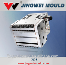 Taizhou XPS heat insulation foamed plate moulds