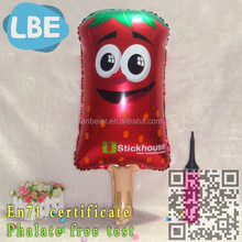new manufacturer to USA candy shaped balloon foil balloon
