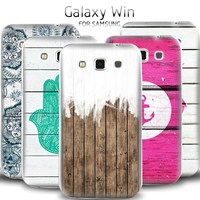 Cases For SAMSUNG NOTE 4 N9100 Galaxy win i8552 With Wood-like Design 3D Visual Effects