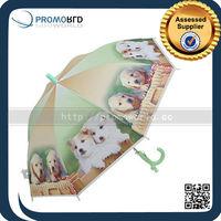Hight Quality Lovely Dog Kids Umbrella