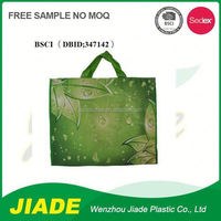 Unique Design Purple Pp Woven Shopping Bag