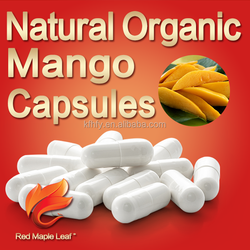OEM Body Detox African Mango Fruit Extract Supplement Hard Capsule
