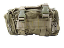 Outdoor Camera Bag Sports Riding Bag Magic Pockets of Millitary Tactical Waist Bag