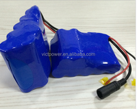 lithium battery pack 24v 2.9ah for power tools