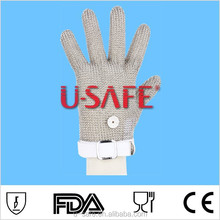 Cut Resistant Hand Protection Gloves For Glass Handling