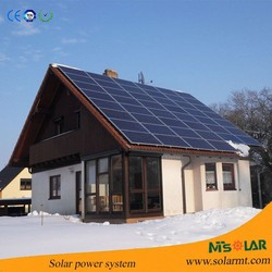 3000w solar system price with inverter, battety, charge controller