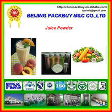 100% Pure Natural and High Quality Fruit Juice Concentrate Powder: Juice Powder