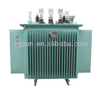 Oil Immersed Power Transformer 11 KV 1250 KVA