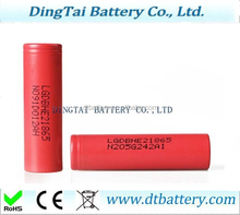 Promotion HE2 18650 lithium ion battery 3.6v 2500mah 20A battery cell