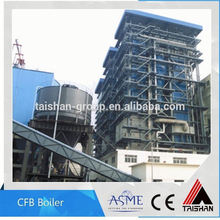 Small Wood Fired Steam CFB Boiler For Sale