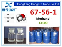 Methanol CAS Number 67-56-1 with low price