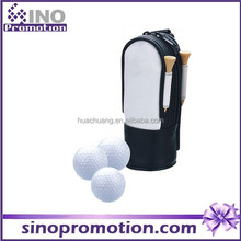 Golf ball bag packing golf and other accessories golf ball bag