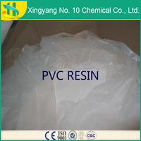 name of plastic raw material for pipe(pvc resin)