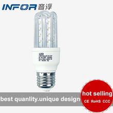 3w/4w/ 5w /7w /11w /15w smd 3528 led lamp e27 bulb u lamp led bulb lights led corn lamp bulbs