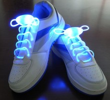 Cool many Color Flashing LED Shoelace