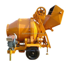 Hot sale!! automatic charging JZC350 concrete mixer diesel engine for cement mixing