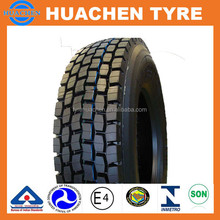 China best selling 11r 22.5 truck tires with ECE DOT certificates